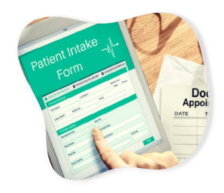 Our Patient Intake Billing process